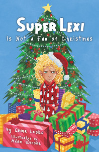 Super Lexi Christmas Cover - web