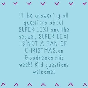 GoodreadsQ&A