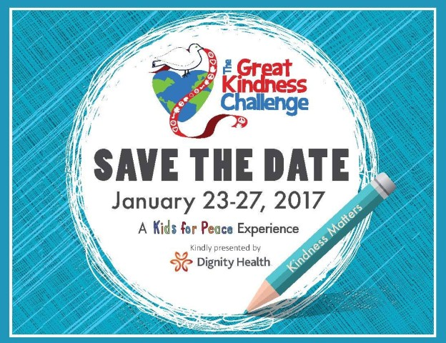 Sign up for the FREE Great Kindness Challenge at GreatKindnessChallenge.org!
